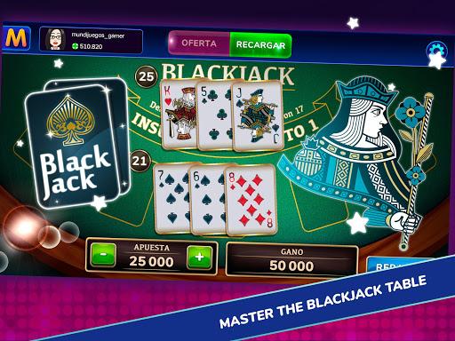 MundiGames - Slots, Bingo, Poker, Blackjack & more 1.8.20 screenshots 13