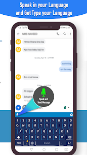 Hindi Voice Typing Keyboard – Easy Speech to Text 2.6 Mod APK Updated Android 1