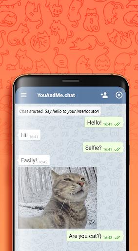 YouAndMe.chat 2.76 Screenshots 1