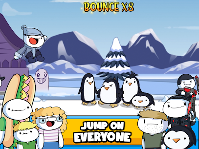 TheOdd1sOut: Let's Bounce Mod Apk (Unlimited Money) 0.3 8
