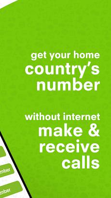 ViMo - your international numberのおすすめ画像2