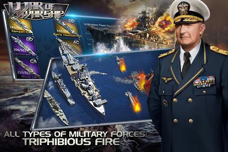 War of Warship 3.6.0 screenshots 2