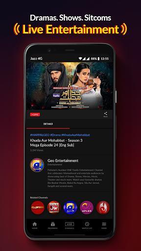 Jazz TV: Watch Live News, Dramas, Turkish Shows  screenshots 5