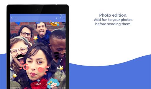 Mood Messenger - SMS & MMS android2mod screenshots 10