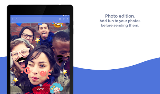 Mood Messenger Mod Apk- SMS & MMS (Lifetime Premium) 10