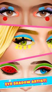 Eye Makeup Artist: Dress Up Games for Girls