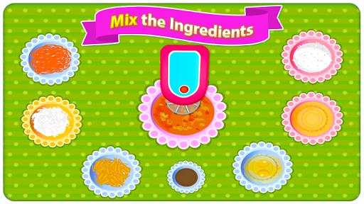 Baking Carrot Cupcakes - Coking Game screenshots 10