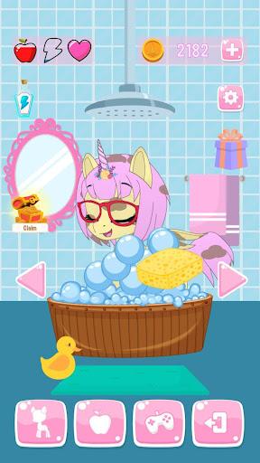 My Unicorn - Virtual Pet Care  screenshots 2