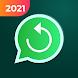 whatsチャットの自動返信アプリ