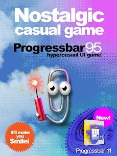 Progressbar95 – easy, nostalgic hyper-casual game 8