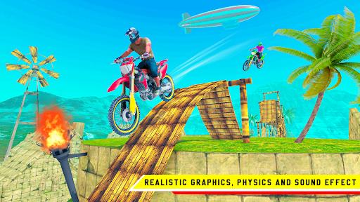 Stunt Bike 3D Race - Bike Racing Games apkpoly screenshots 10