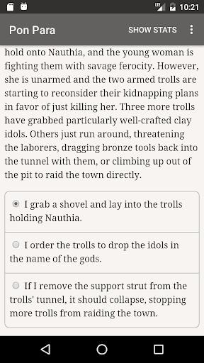 Pon Para and the Great Southern Labyrinth screenshots 2