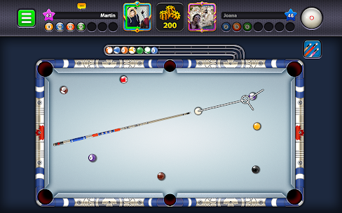 8 Ball Pool APK MOD 5.4.5 (Unlimited Money, Long Lines) 10