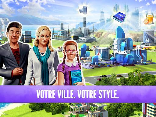 Little Big City 2 APK MOD screenshots 2