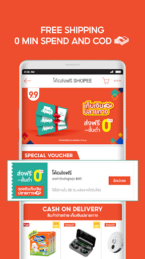 Shopee: 9.9 Super Shopping Day android2mod screenshots 3