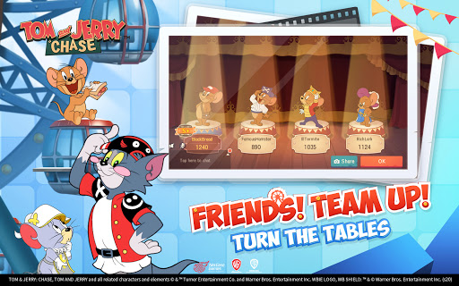 Tom and Jerry: Chase apktram screenshots 10