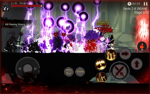 Shadow of Death: Dark Knight - Stickman Fighting 1.95.2.0 screenshots 5