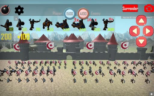 Holy Land Wars 2.1 screenshots 5