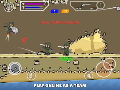 Mini Militia – Doodle Army 2 Apk Download 2