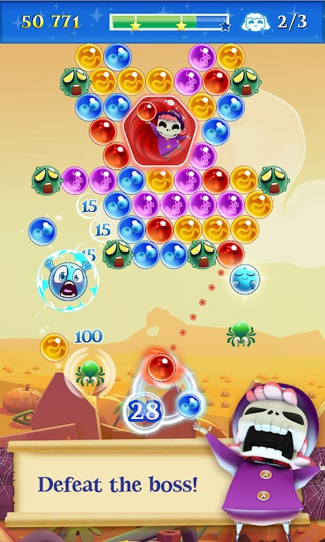 Bubble Witch 2 Saga  poster 1