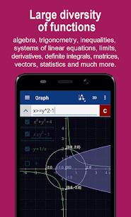 Graphing Calculator + Math PRO MOD APK (Unlocked) Download 7