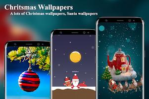 Christmas wallpapers, Santa wallpapers - All Free
