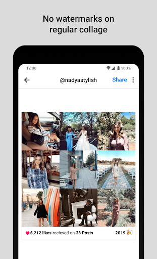 Best Grid - Top Nine Collage for Instagram  Screenshots 3