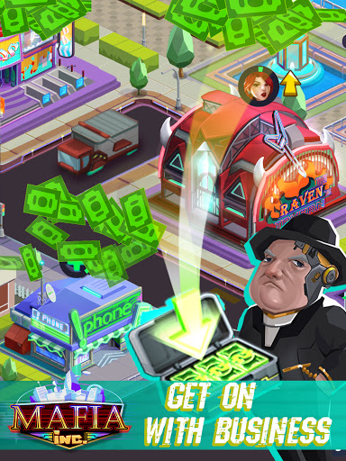 Mafia Inc. - Idle Tycoon Game  screenshots 8