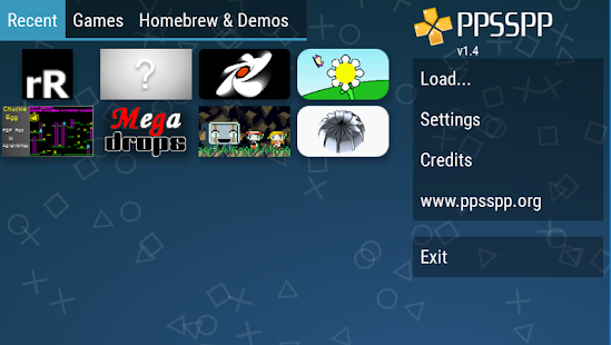 Скриншот №2 к PPSSPP Gold - PSP emulator