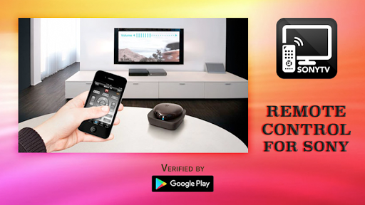 Remote Control For Sony TV 2.7.1 Screenshots 1