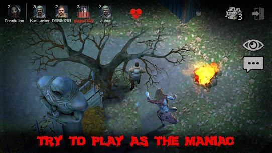 Horrorfield MOD (Hack Map) APK for Android 5