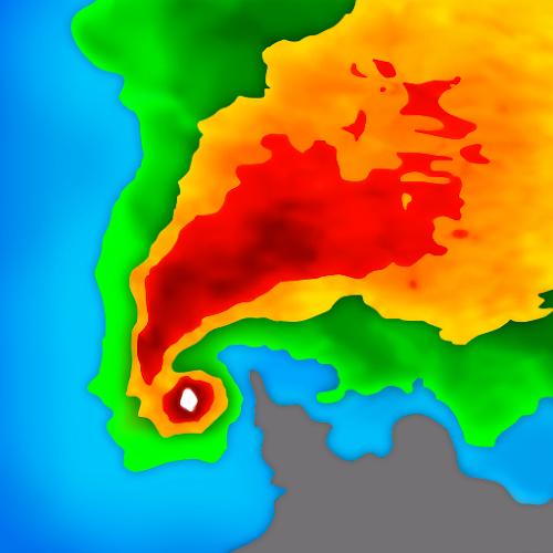 NOAA Weather Radar Live & Alerts – Clime 1.39.4