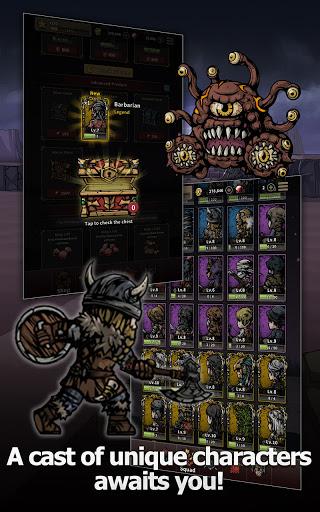 Titan Slayer: Roguelike Strategy Card Game 1.1.1 screenshots 10