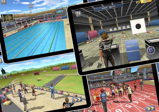 Athletics2: Summer Sports Free 1.9.3 Screenshots 11