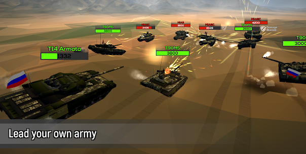 Poly Tank 2: Battle Sandbox Mod Apk (Free Shopping) 3