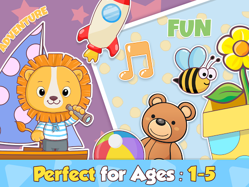 Toddler learning games for kids: 2,3,4 year olds  screenshots 10