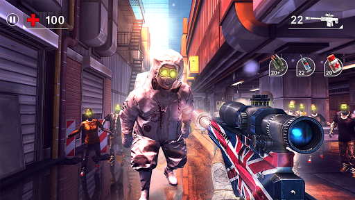 UNKILLED - Zombie Games FPS 2.1.0 screenshots 8