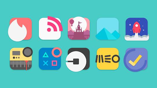 Flat Evo – Icon Pack 4.2 Apk 3