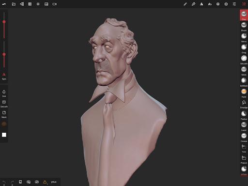 Nomad Sculpt 1.40 Screenshots 13