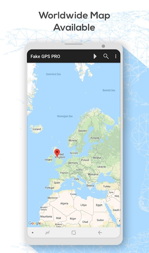 Fake GPS Location PROのおすすめ画像1
