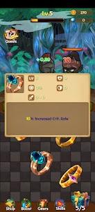 Merge Hero Tales – Idle AFK RPG Mod Apk 1.0 (High DMG + Lots of Gold) 3