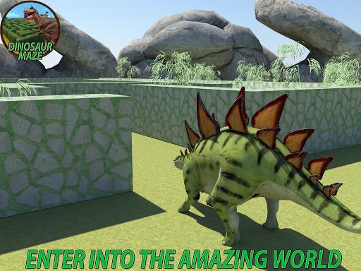 Real Dinosaur Maze Runner Simulator 2021 6.6 screenshots 7