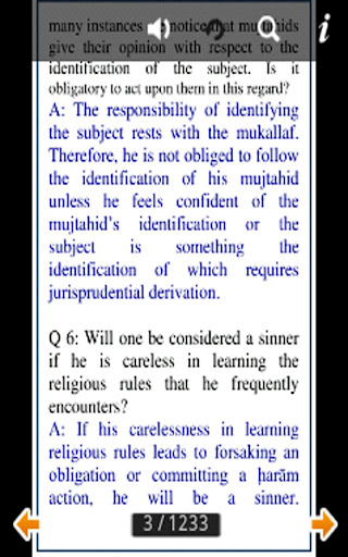 Practical Laws of Islam For PC Windows (7, 8, 10, 10X) & Mac Computer Image Number- 9
