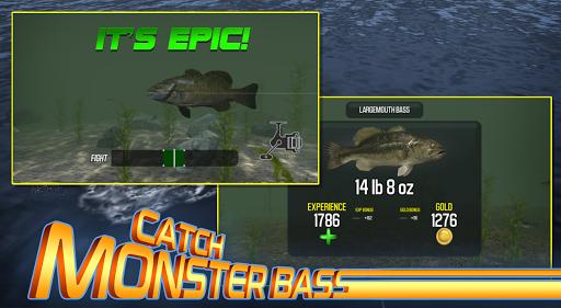 Master Bass Angler: Free Fishing Game 0.62.0 screenshots 4