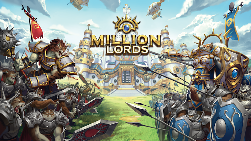 Million Lords: Kingdom Conquest - Strategy War MMO 2.4.7 screenshots 7