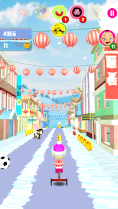 Baby Snow Run – Running Game Game Hack Android and iOS 2
