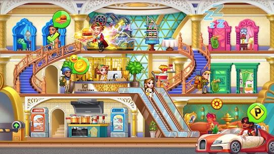 Hotel Craze™: Grand Hotel Cooking Game Mod Apk 1.0.18 (Unlimited Money) 2