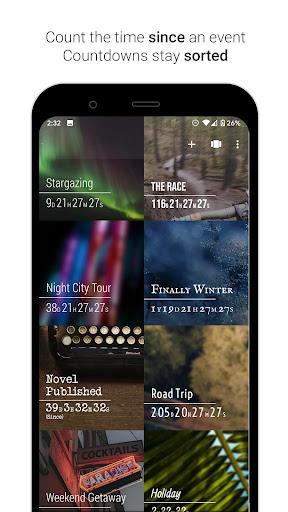 Time Until | Beautiful Countdown App + Widget 3.0.3 Screenshots 3