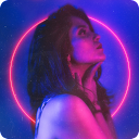 Neon 3D Effect - Photo Editor