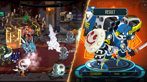After War u2013 Idle Robot RPG screenshots 16